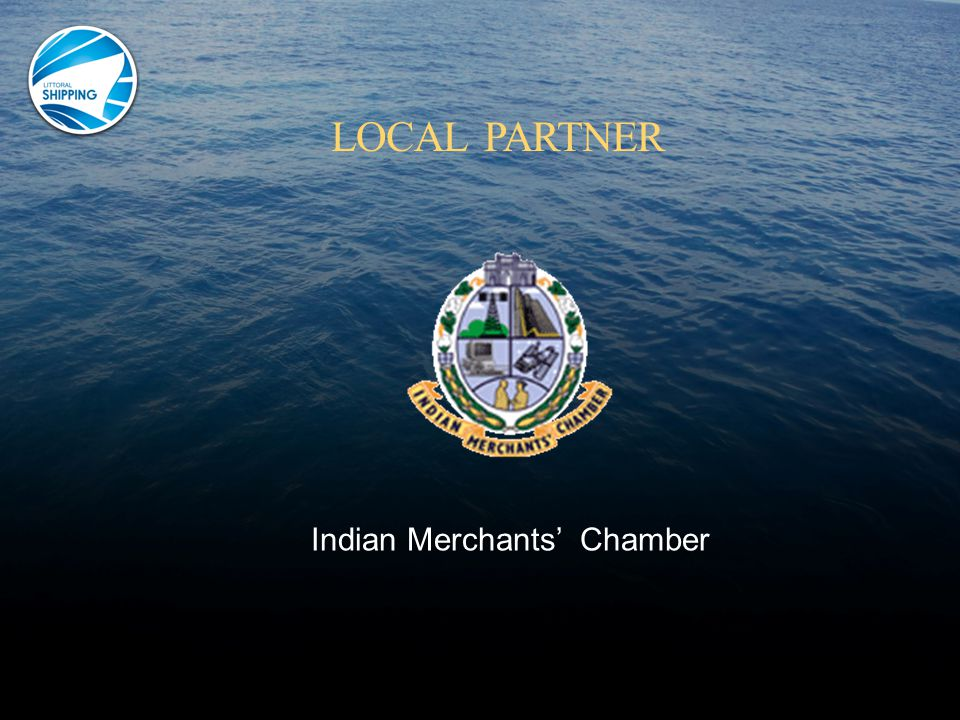 LOCAL PARTNER Indian Merchants' Chamber