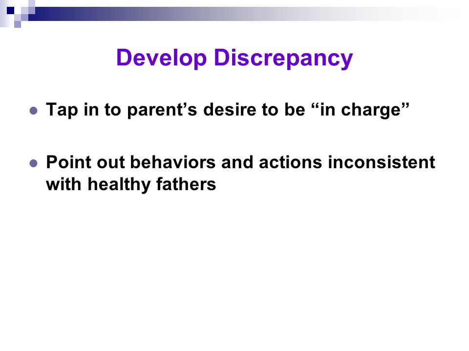 """Roll with Resistance l Parent participates in determination of level of treatment l Parent encouraged to always have a """"plan"""" l Recovery Specialists n"""