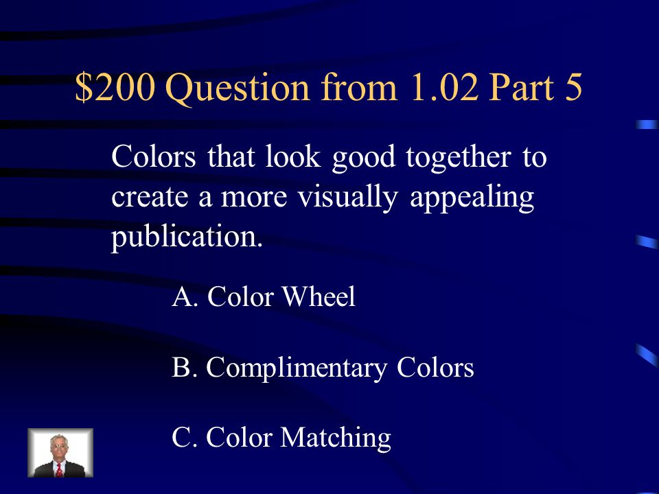 $100 Answer from 1.02 Part 5 A. Alignment