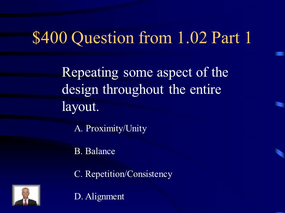$300 Answer from 1.02 Part 1 B. Contrast
