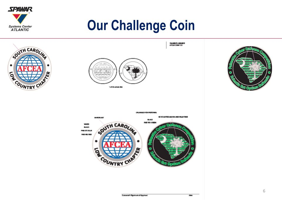 Our Challenge Coin 6