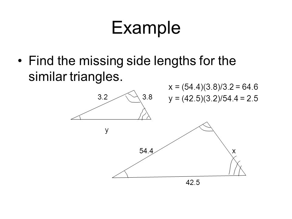 Introduction to Trigonometry opp is the side opposite angle A adj is the side adjacent to angle A hyp is the hypotenuse of the right triangle hyp opp adj A