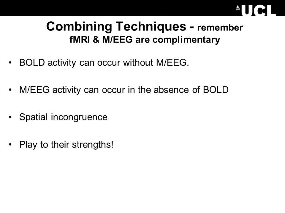 Simultaneous EEG/FMRI