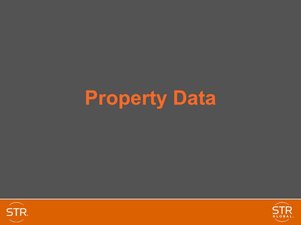 Multiple Time Periods and Industry Data Multiple time periods are handled exactly the same for an industry as for a comp set or a subject property The Raw data for the monthly and daily time periods are always aggregated and then calculations are derived based upon the aggregated data