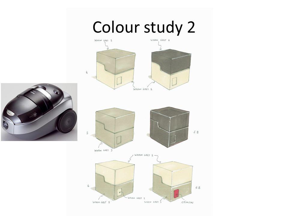 Colour study 2