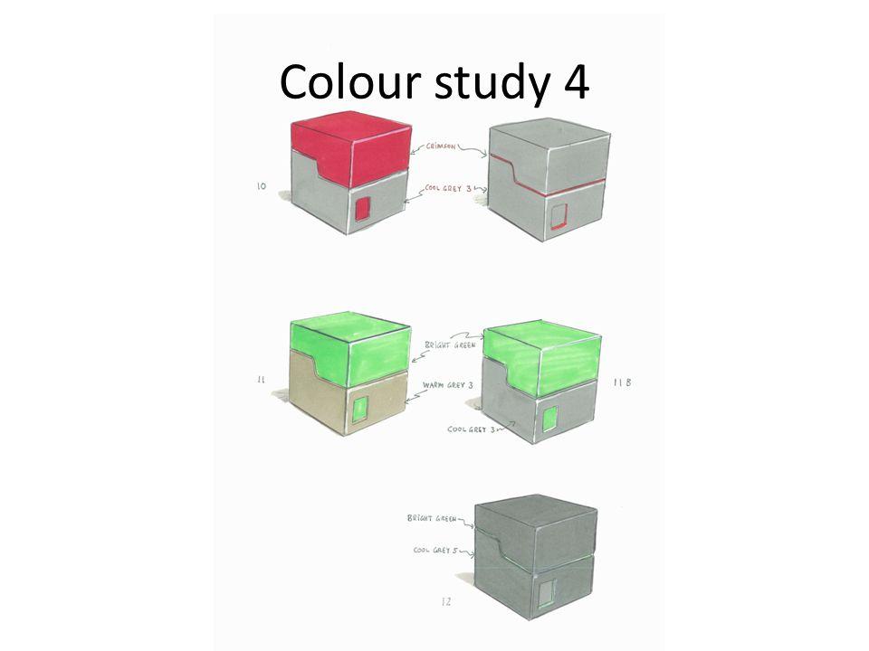 Colour study 4