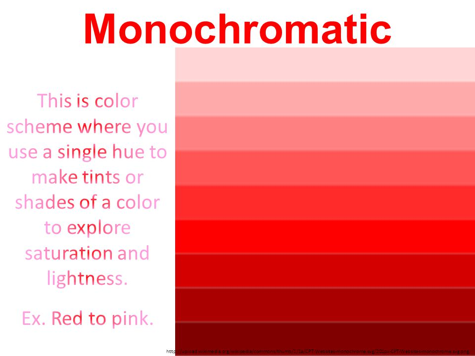 Monochromatic http://upload.wikimedia.org/wikipedia/commons/thumb/1/1a/CPT-Websites-monochrome.svg/201px-CPT-Websites-monochrome.svg.png.