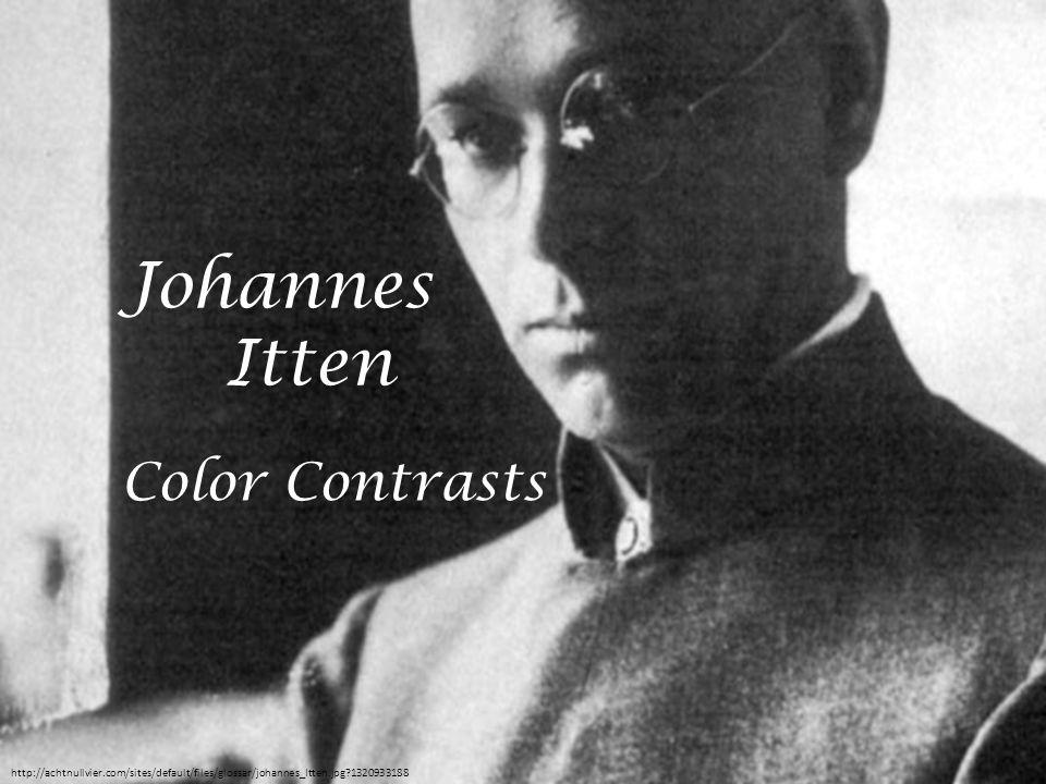 http://achtnullvier.com/sites/default/files/glossar/johannes_Itten.jpg?1320933188 Johannes Itten Color Contrasts