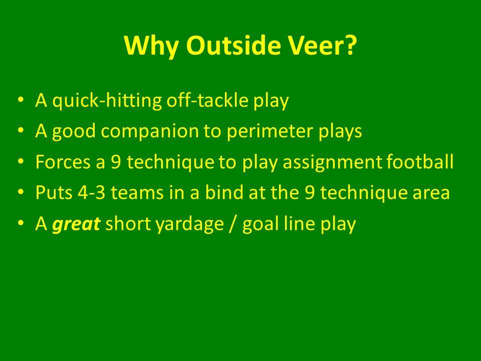 Why Outside Veer.