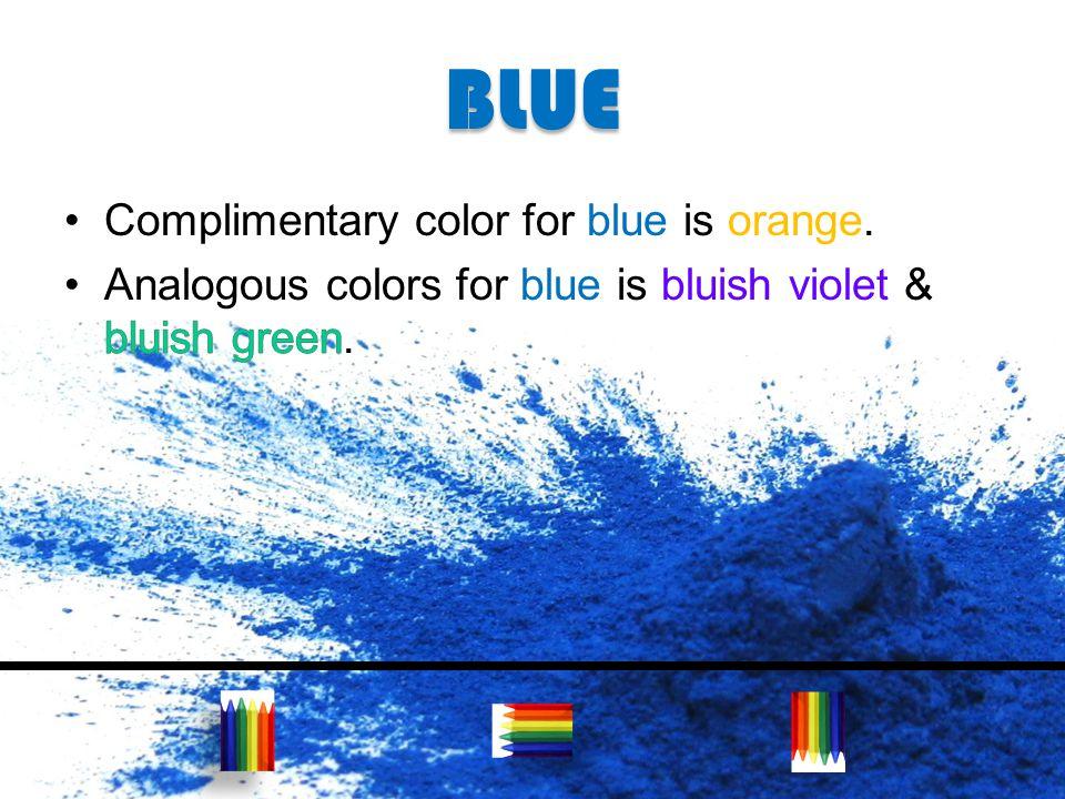 There are 3 Secondary Color: 1.Orange 2.Green 3.Purple