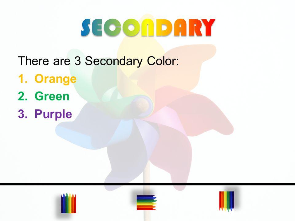 ORANGEORANGE Complimentary color for orange is blue.