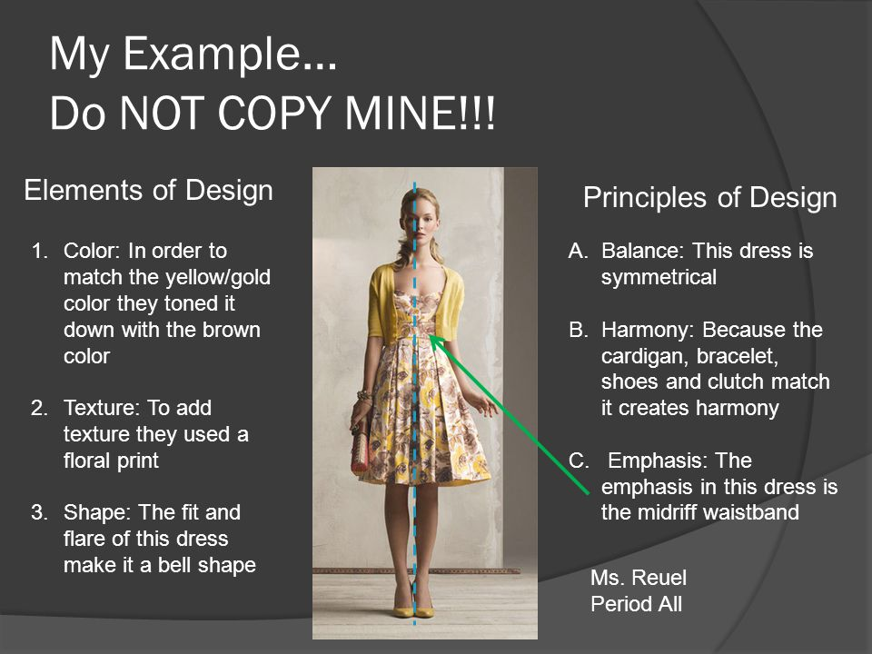 My Example… Do NOT COPY MINE!!.