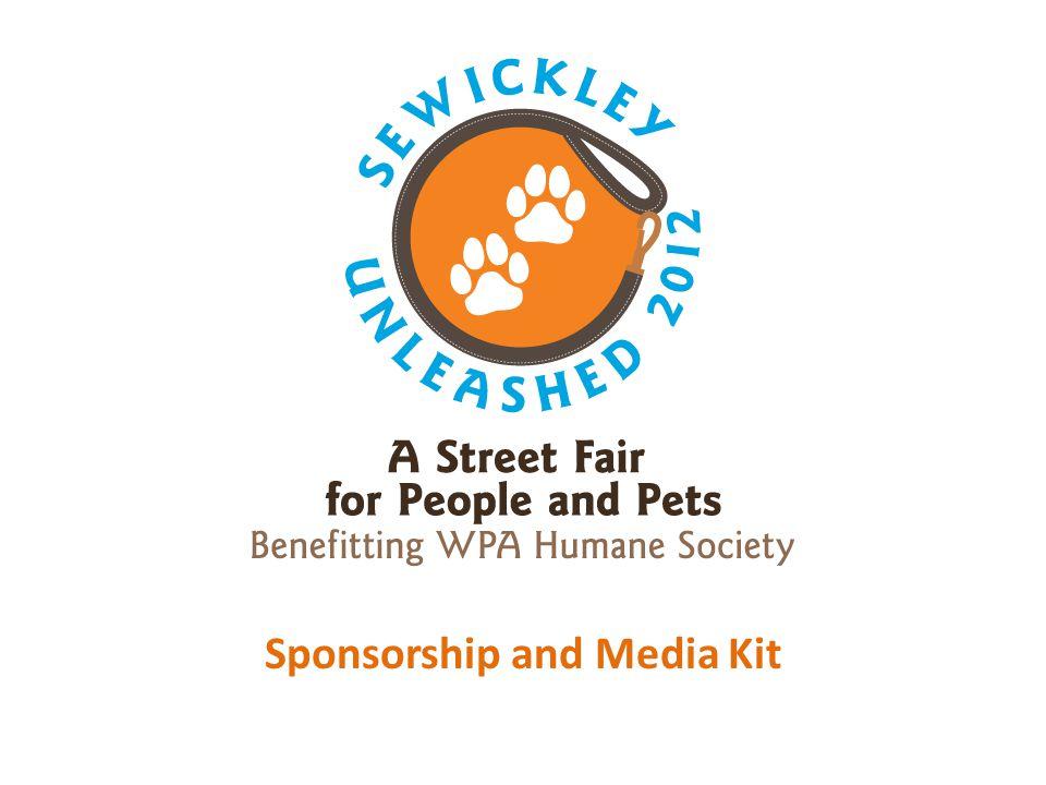 Sponsorship and Media Kit