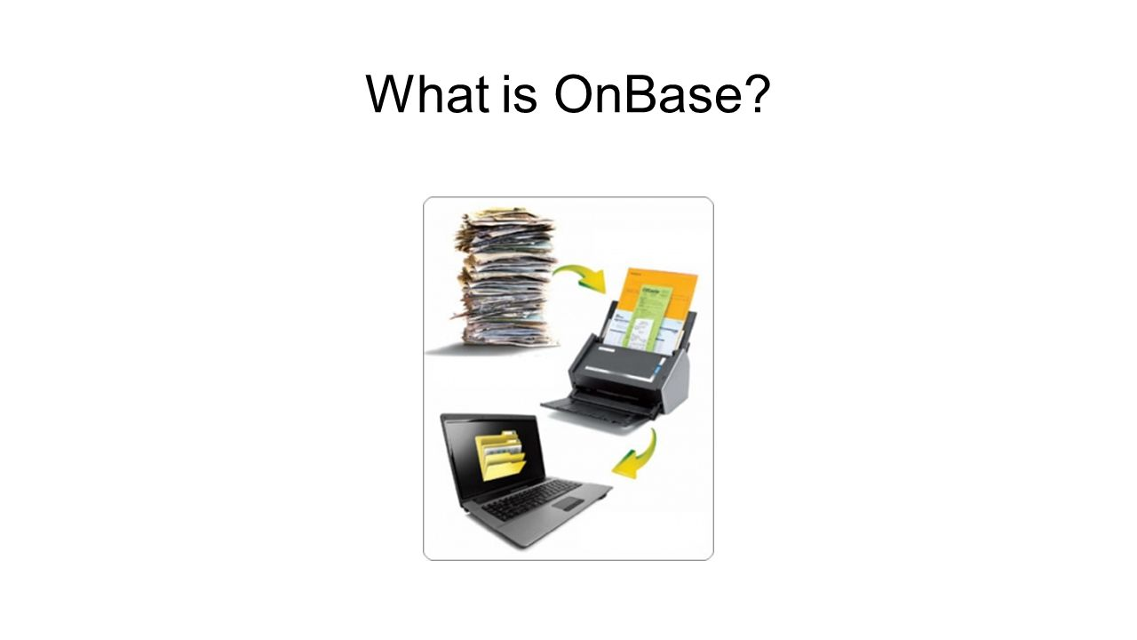 What is OnBase
