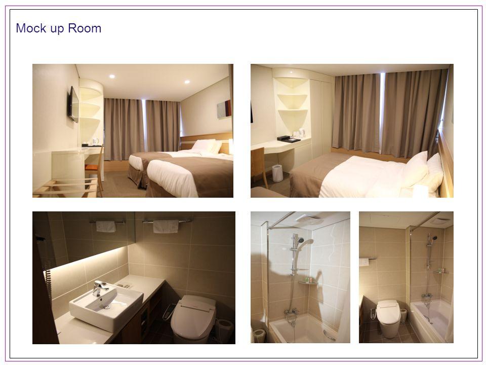 Mock up Room