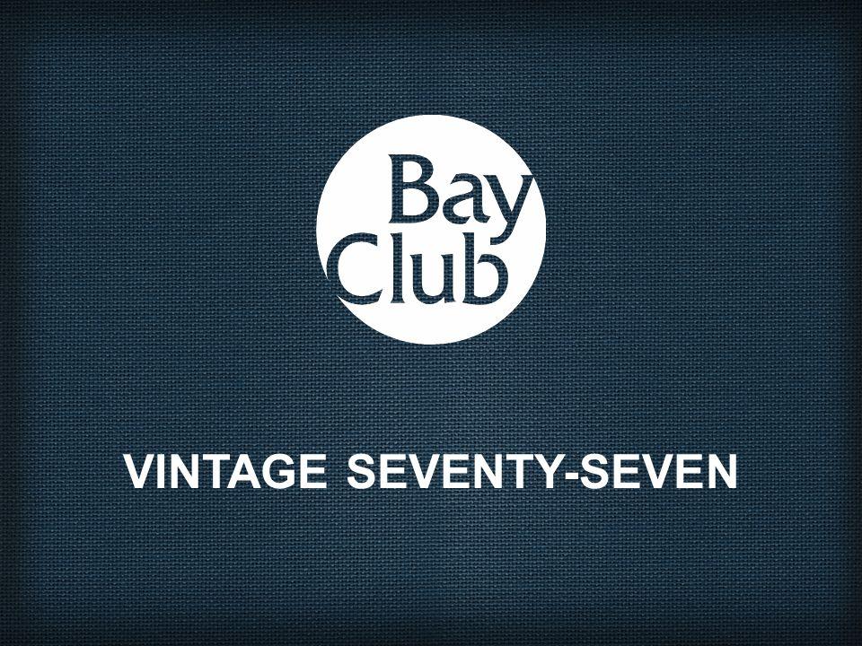 VINTAGE SEVENTY-SEVEN