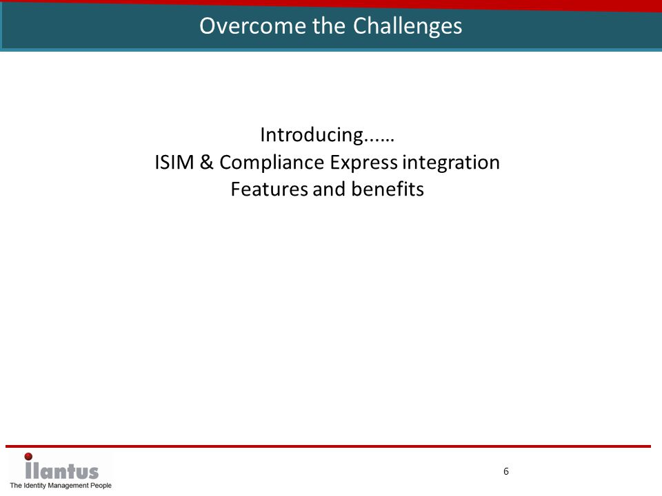 17 Use-case 3 (SoD rules for all enterprise applications) Define SoD rules at Enterprise level (for ISIM integrated and Compliance Express integrated apps) Compliance Express manages the SoD controls and 'mitigation' process 17 IBM SIM Compliance Express IT Additional data sources Risk/Security SoD Policies