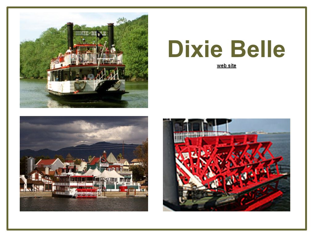 Dixie Belle web site