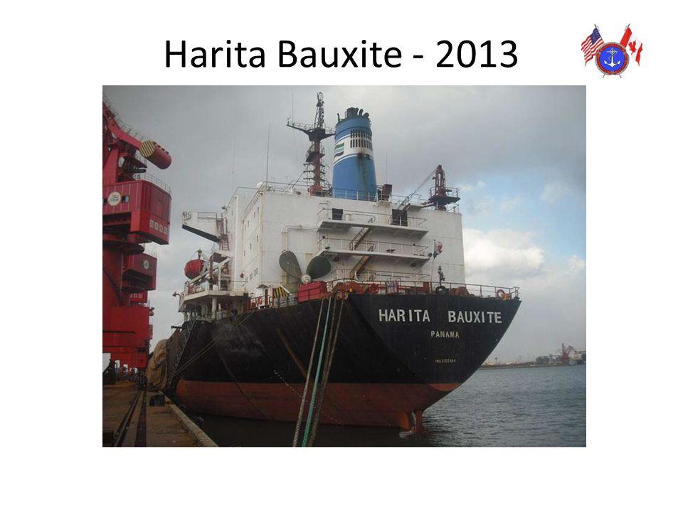 Harita Bauxite - 2013