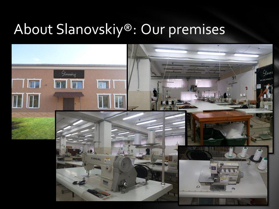 About Slanovskiy®: Our salons