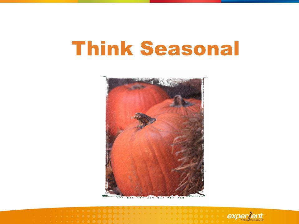 Think Seasonal