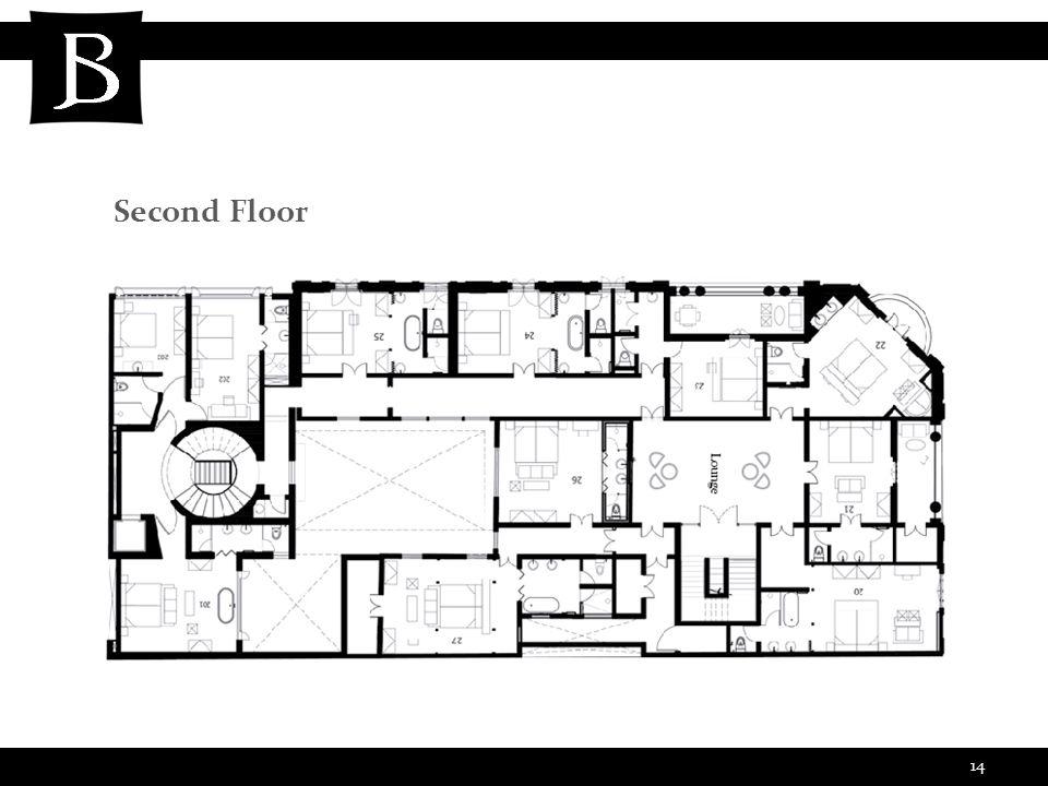 14 Second Floor