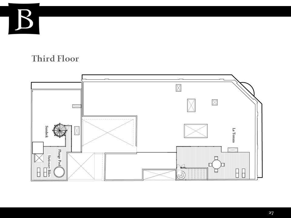 27 Third Floor