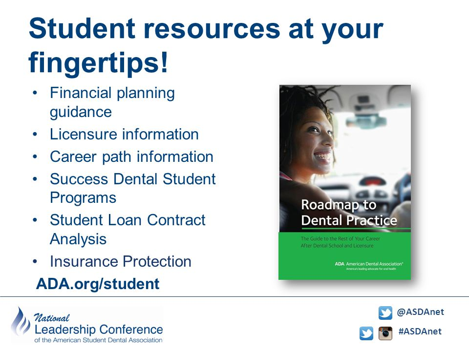 #ASDAnet @ASDAnet Student resources at your fingertips.