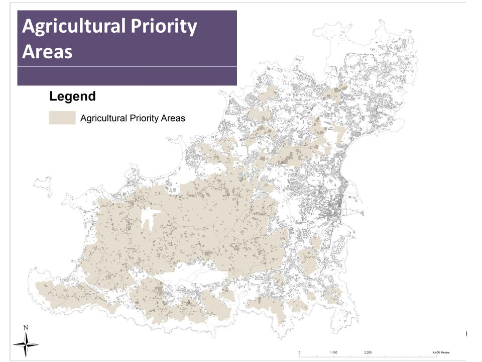 Agricultural Priority Areas