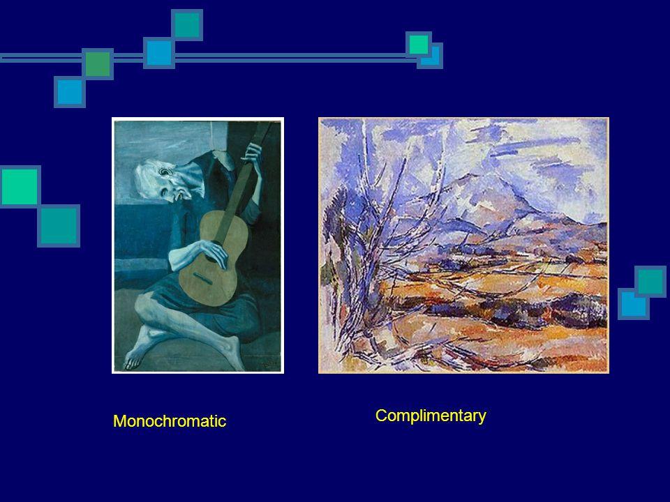 Monochromatic Complimentary