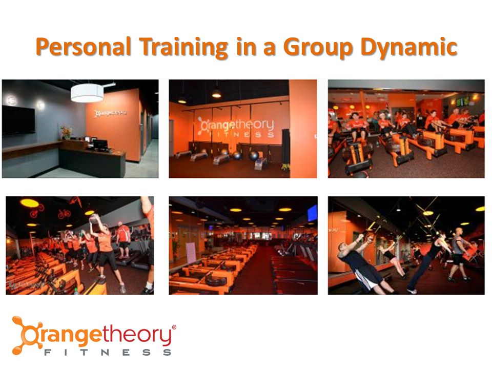 Personal Training in a Group Dynamic