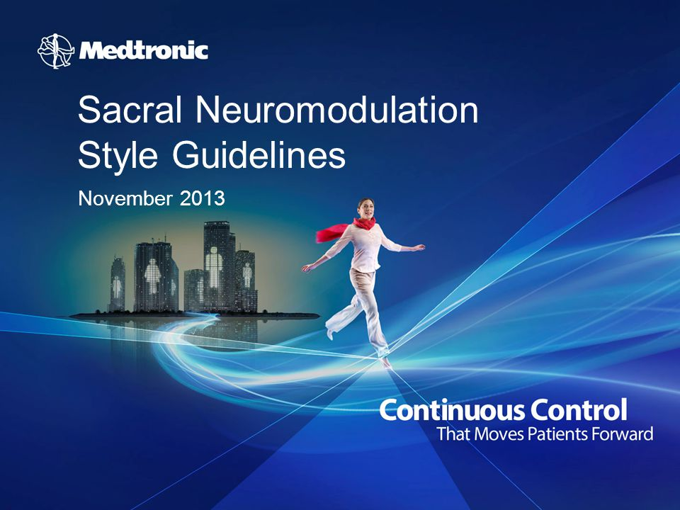 Sacral Neuromodulation Style Guidelines November 2013