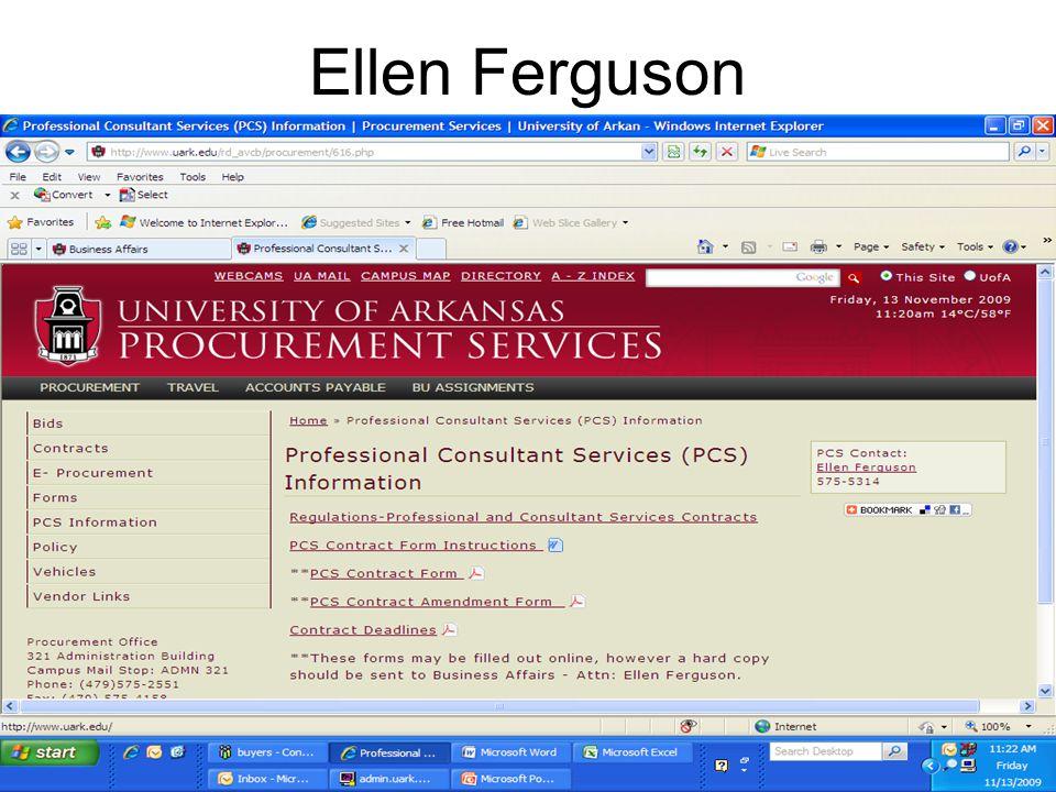 Ellen Ferguson
