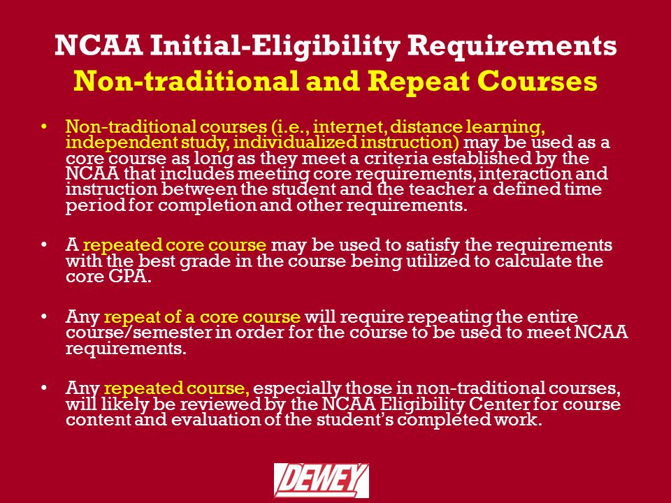 Basic NCAA Recruiting Rules Timeline: First Permissible Dates Division-II Sending recruiting materials and correspondence: June 15 following the prospect's sophomore year in high school.
