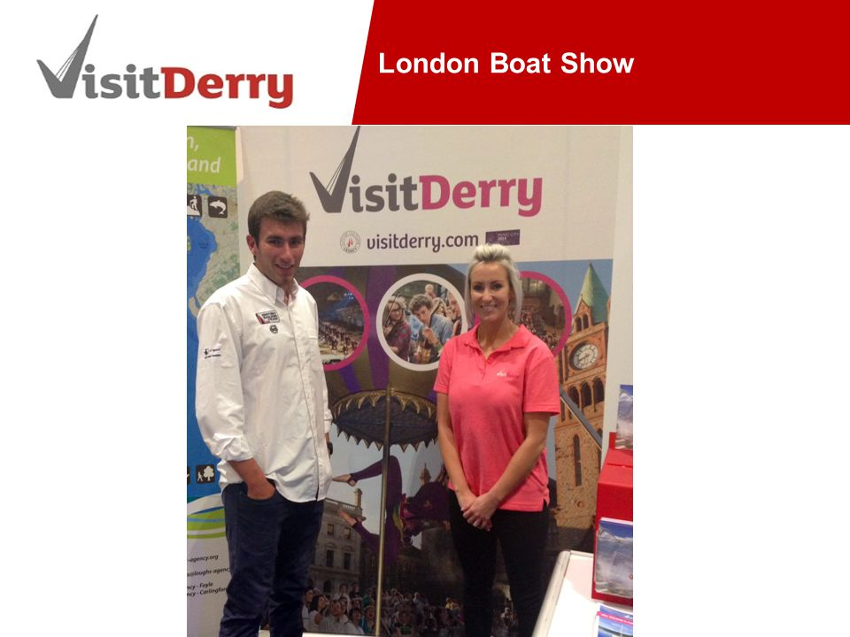 AGM 2013/14 London Boat Show