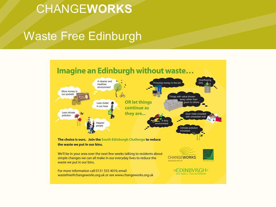 CHANGEWORKS Waste Free Edinburgh