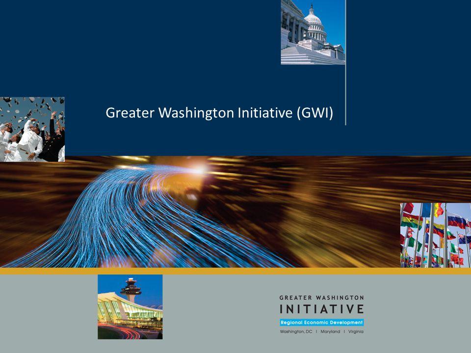 Greater Washington Initiative (GWI)