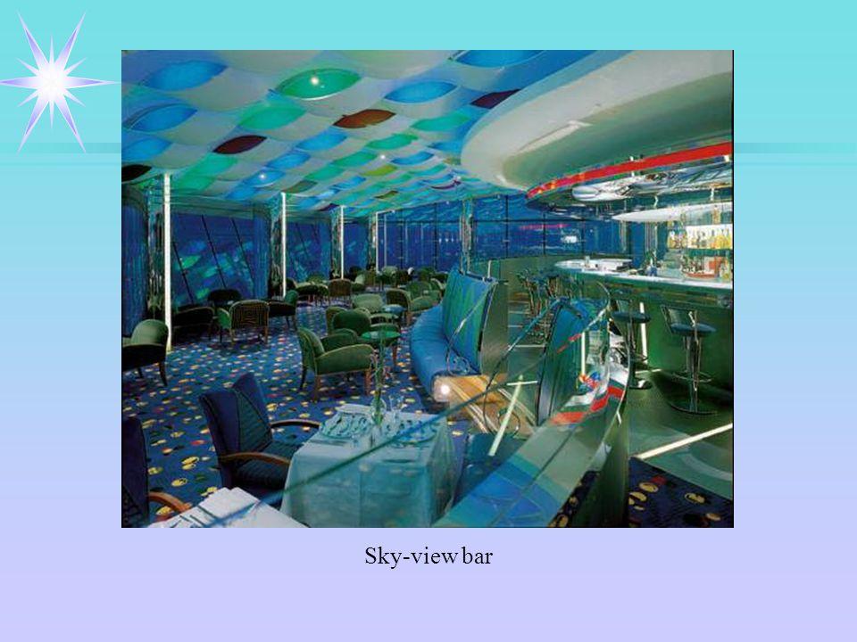 Sky-view bar