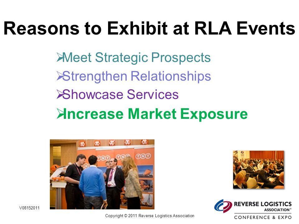 RLA Event Marketing: RLA Business Builder Program as an Event Marketing Tool