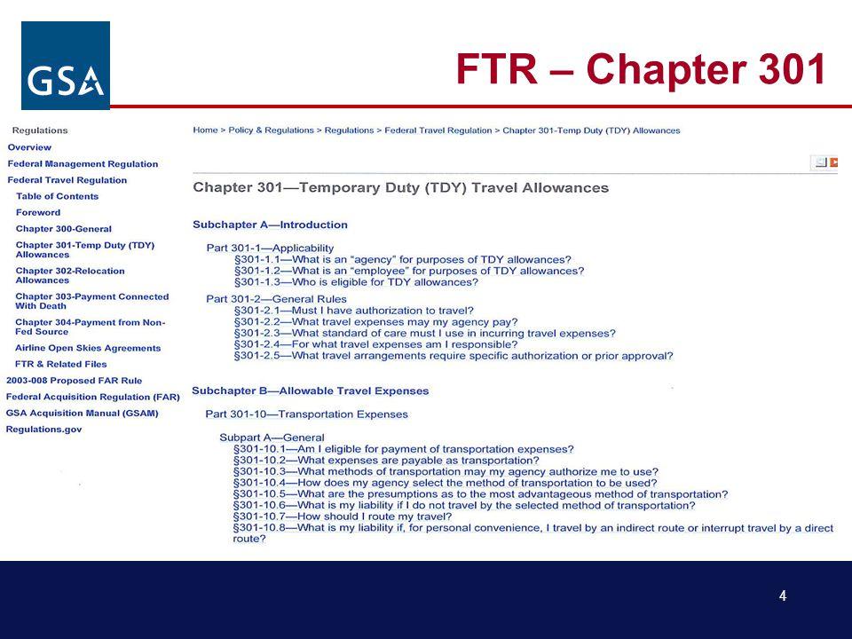 4 FTR – Chapter 301