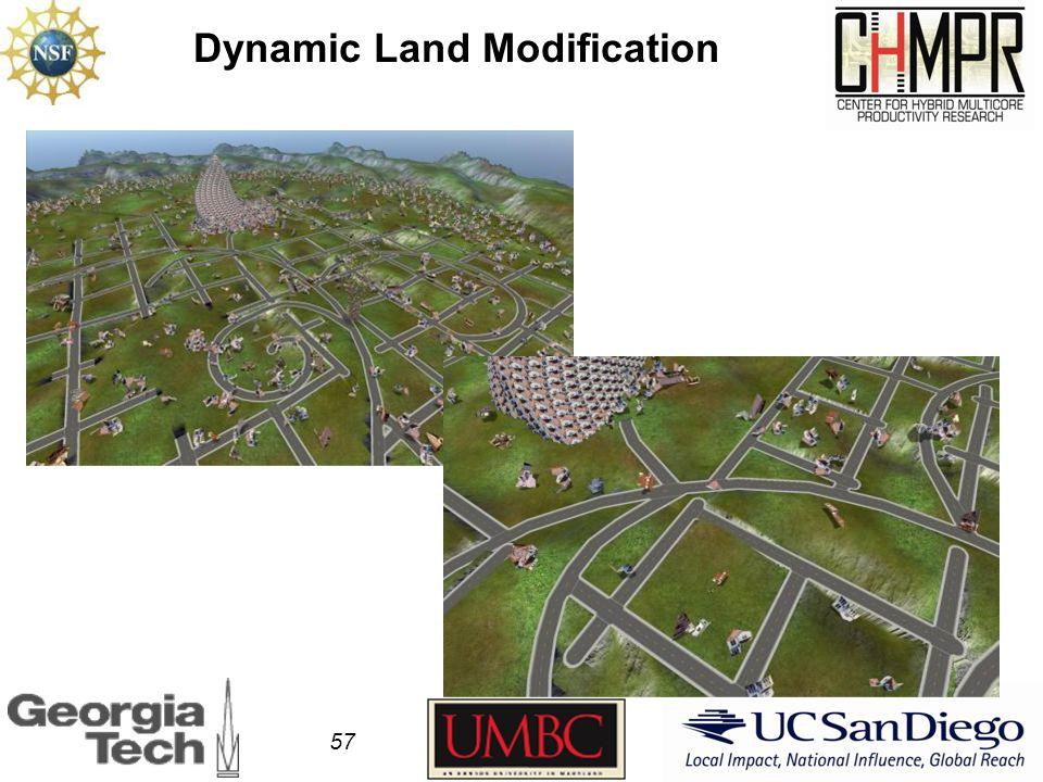 Dynamic Land Modification 57