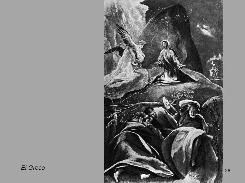 26 El Greco