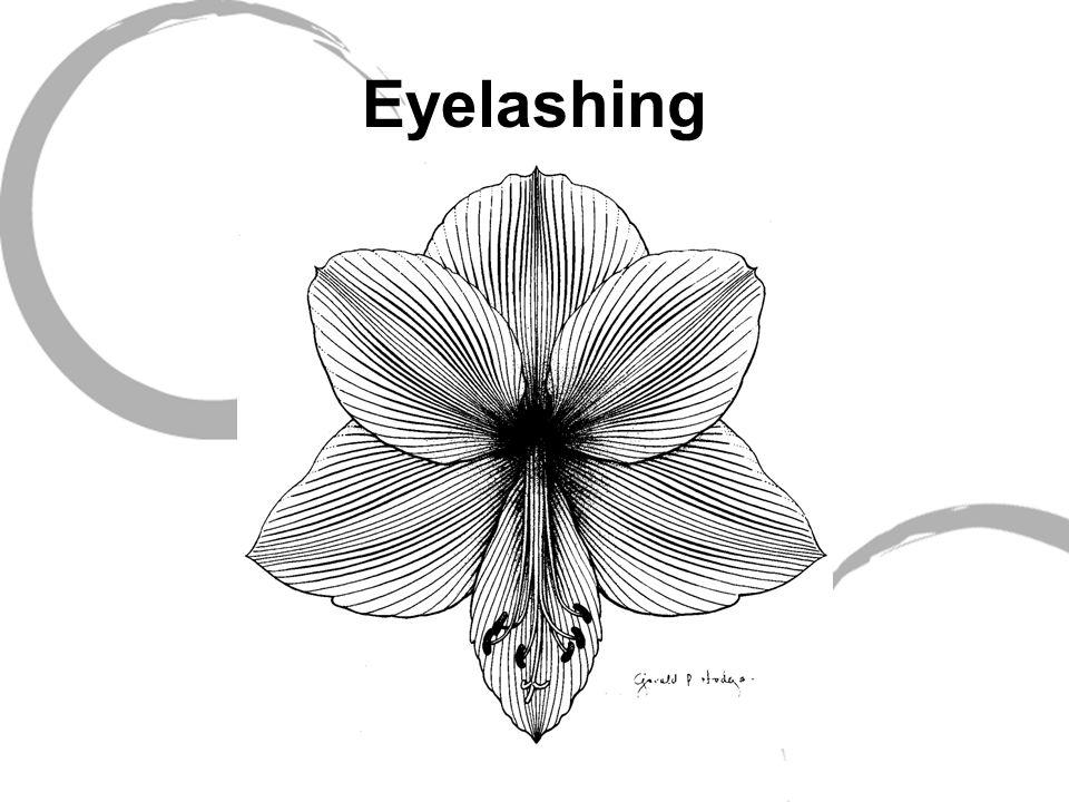 Eyelashing