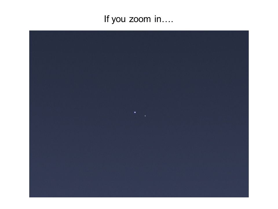 If you zoom in….