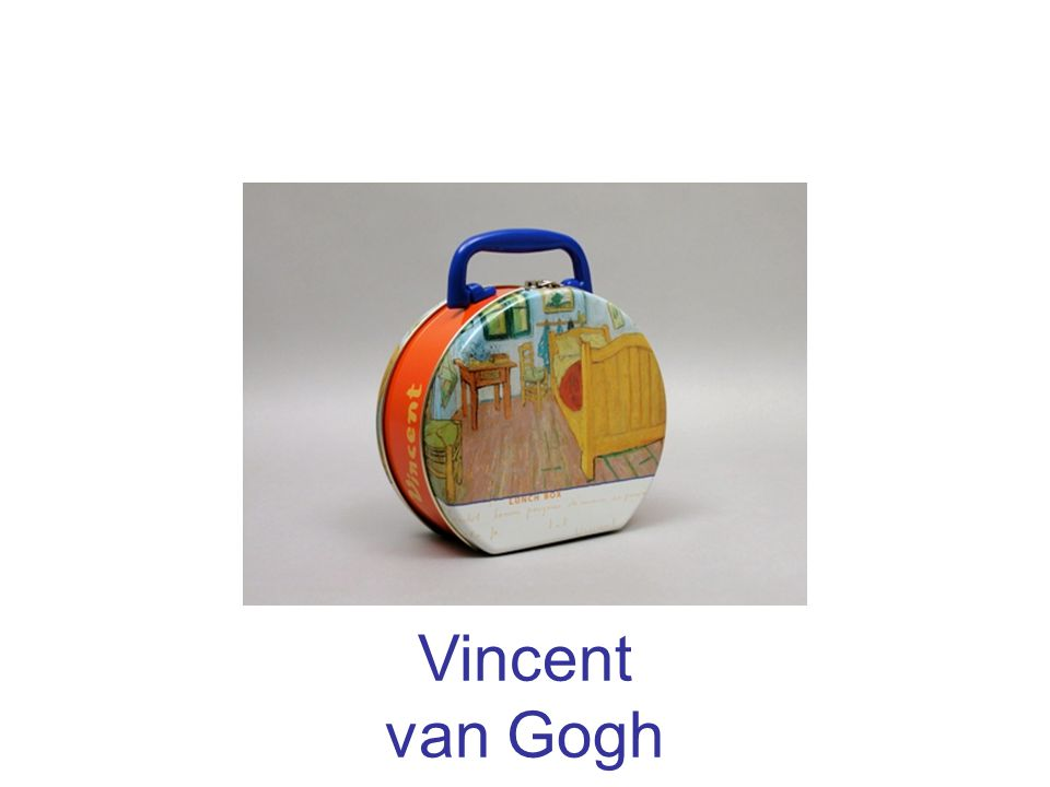 Jacinta Williams set up a van Gogh display and introduced the students to his work