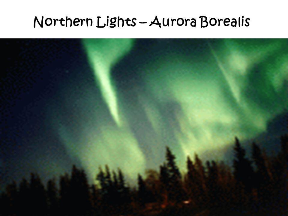 Northern Lights – Aurora Borealis