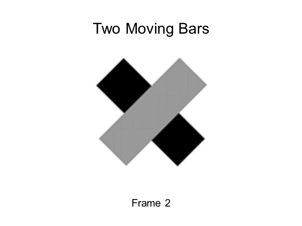 Frame 2 Two Moving Bars