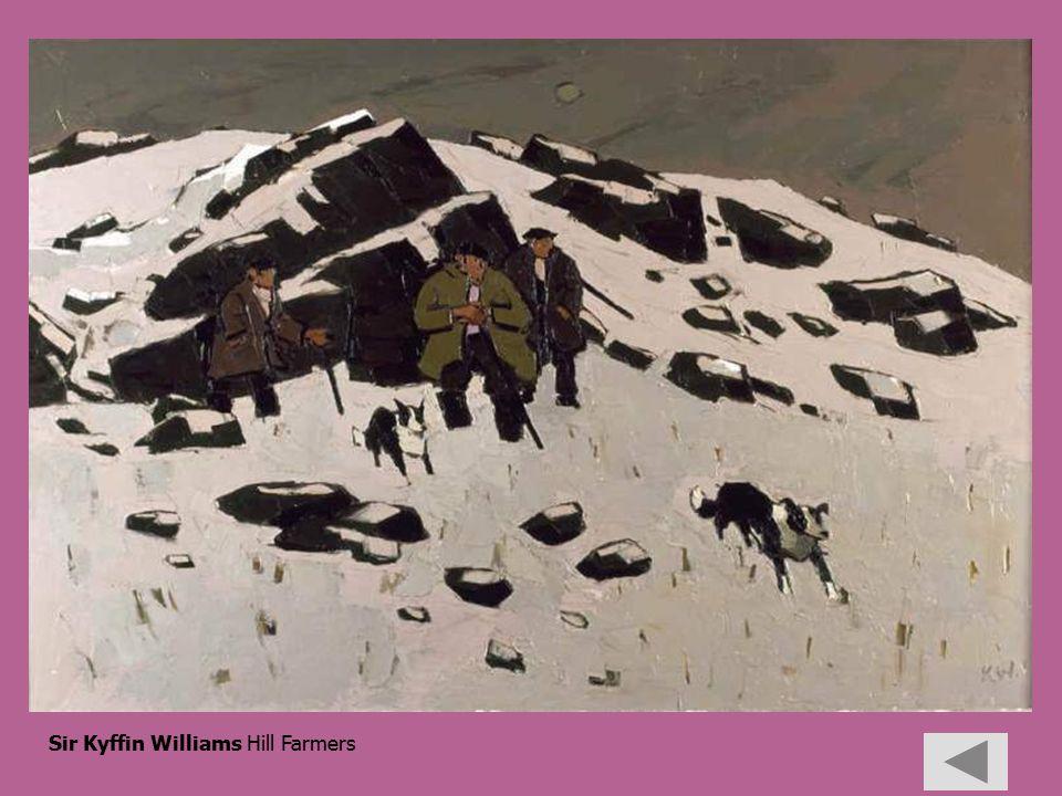 Sir Kyffin Williams Hill Farmers