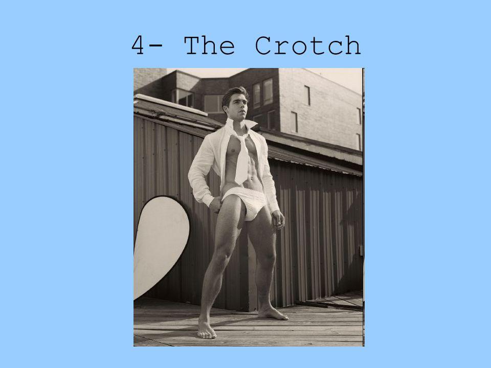 4- The Crotch