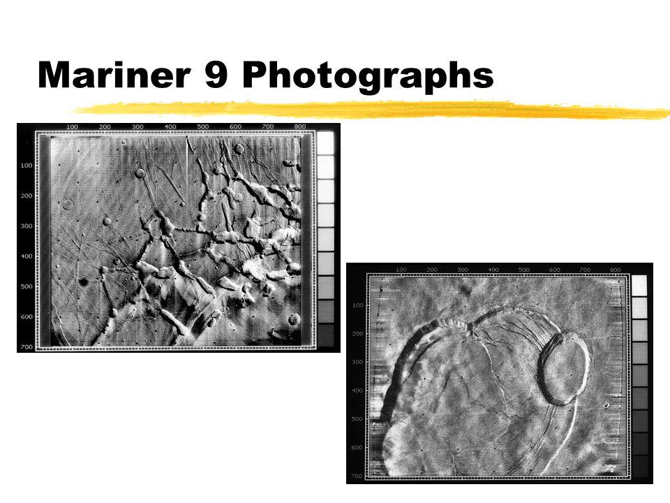 Mariner 9 Photographs